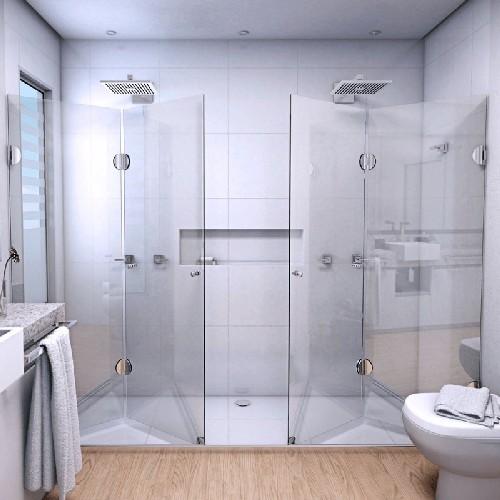 box articulado para banheiro