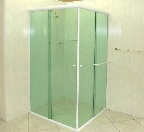 box de canto para banheiro preço