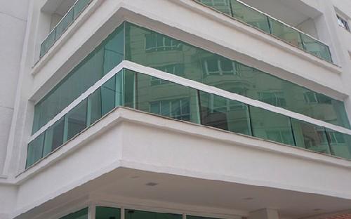 cortina de vidro para sacada